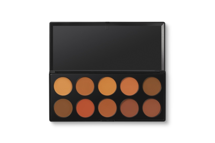 bh Cosmetics Foundation & Concealer Palette  2