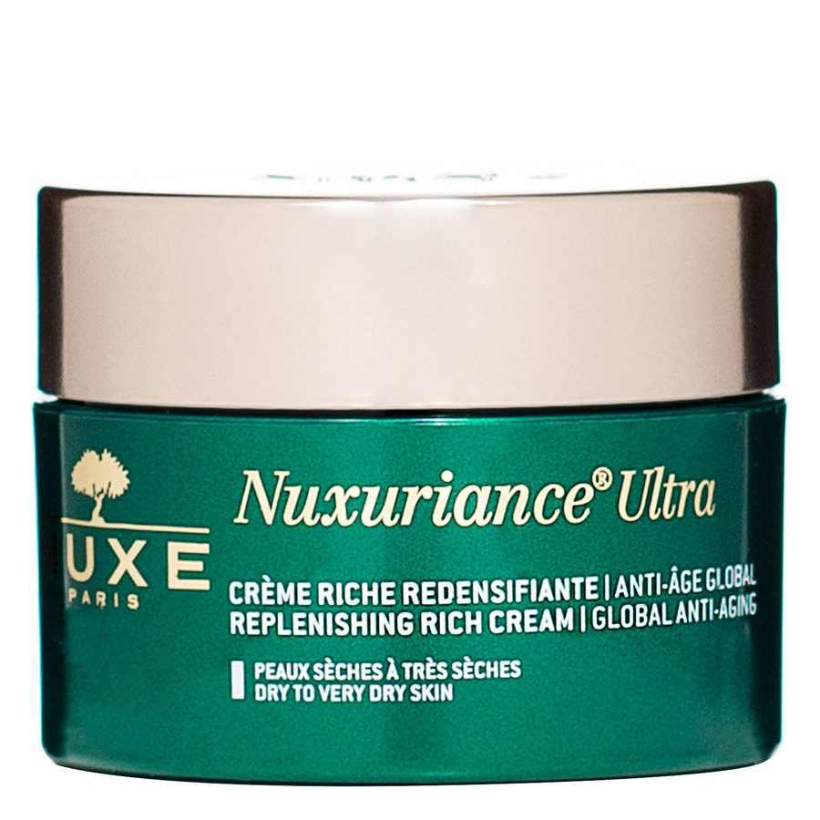 Nuxe Nuxuriance Replenishing Rich Cream For Dry To Very Dry Skin 50ml