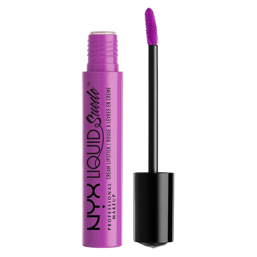 NYX Professional Makeup Liquid Suede Cream Lipstick Sway LSCL06