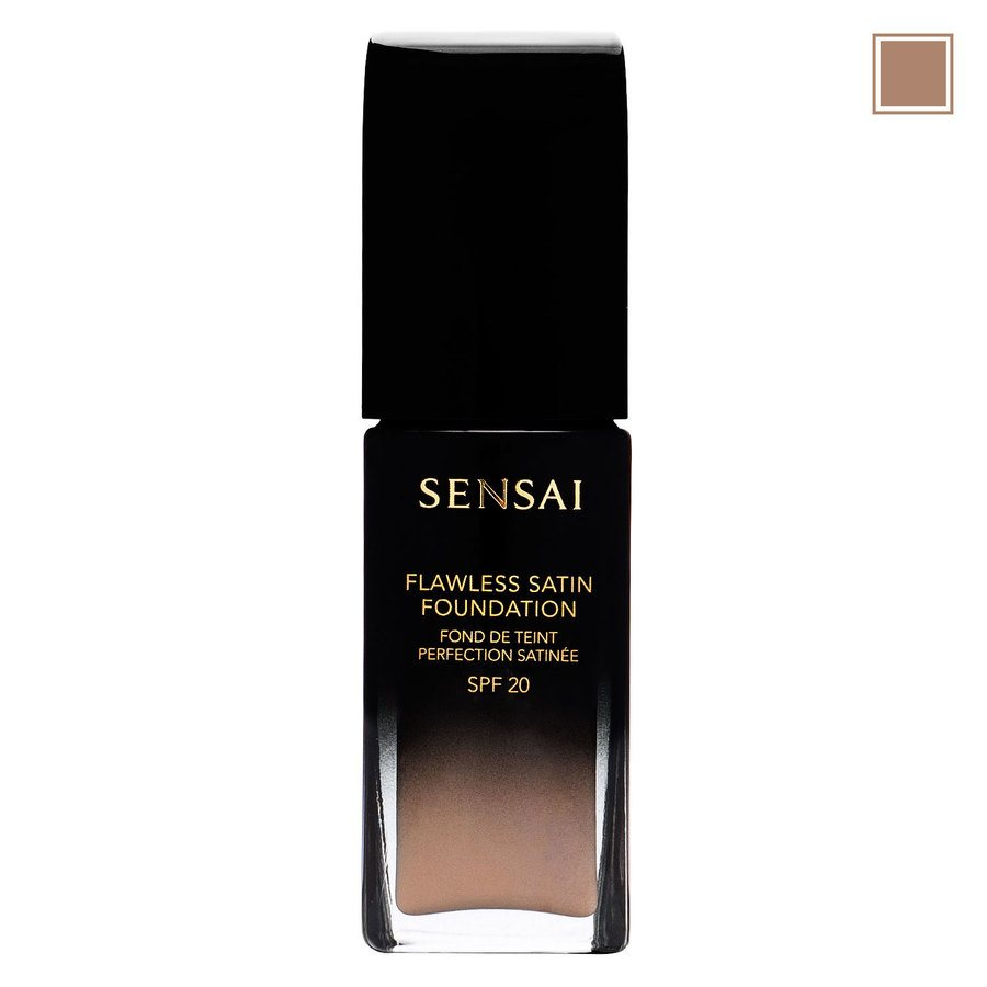 Sensai Flawless Satin Foundation FS203 Neutral Beige 30ml