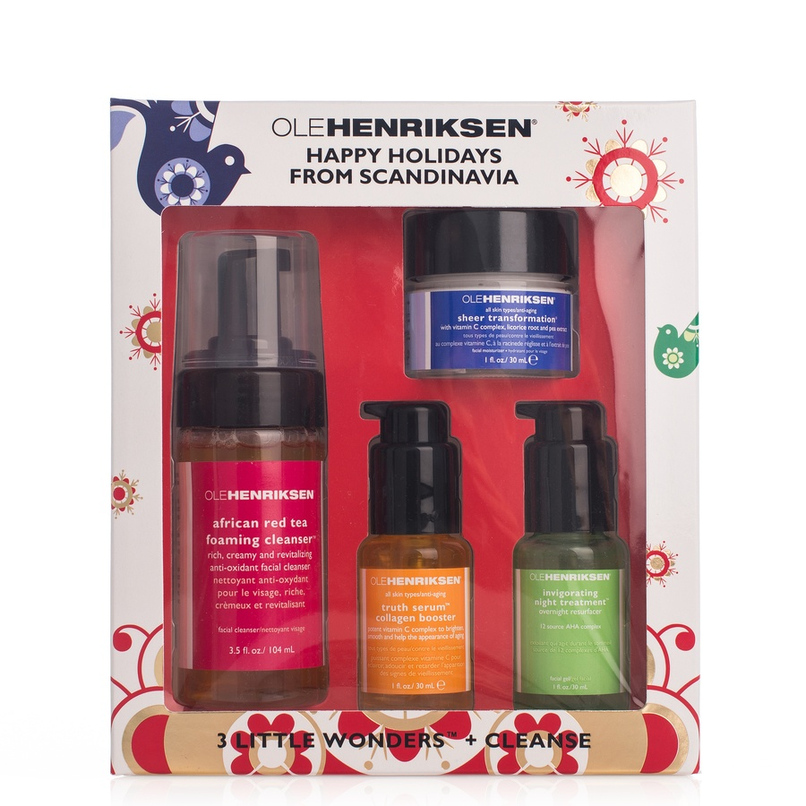 Ole Henriksen 3 Little Wonders Bonus Collection 4 Deler