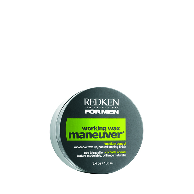 Redken For Men Maneuver Working Wax 100g