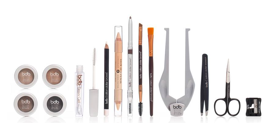 Billion Dollar Brows Brow Buisness In A Bag Kit