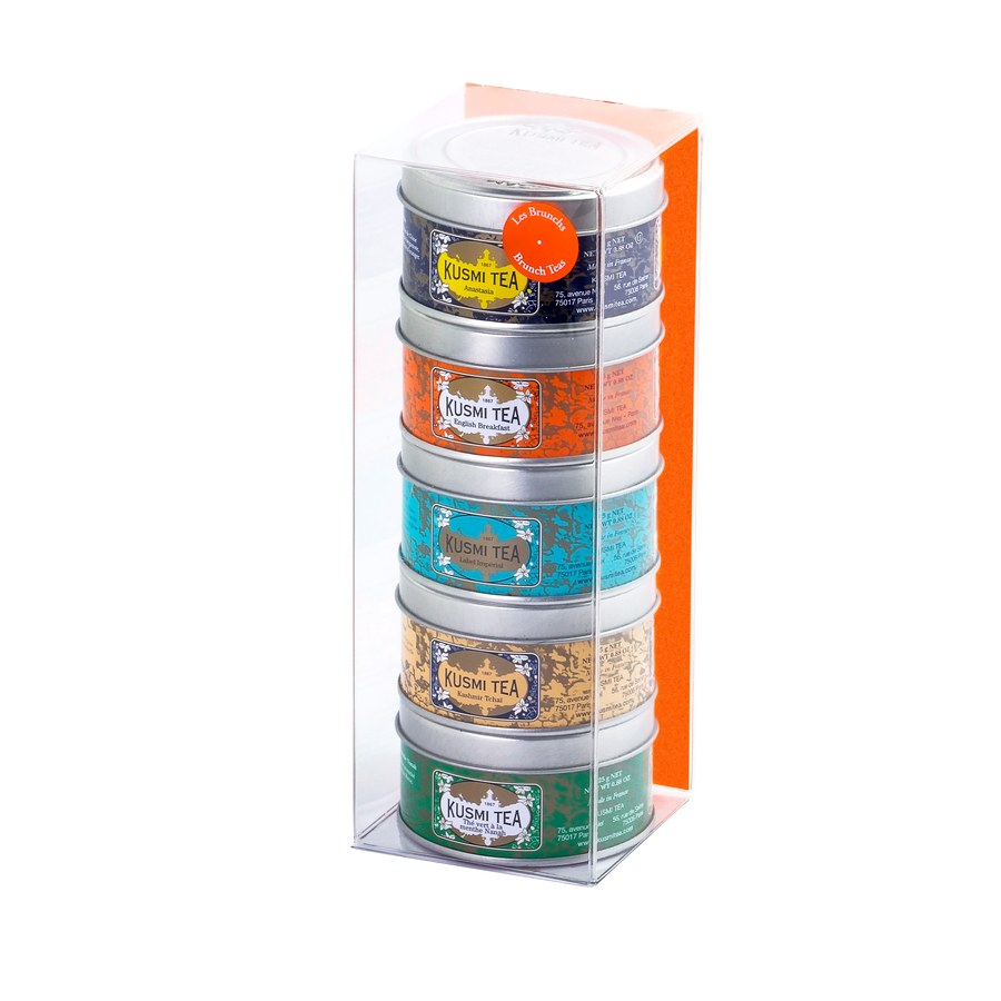 Kusmi Tea Brunch Teas 5x25g
