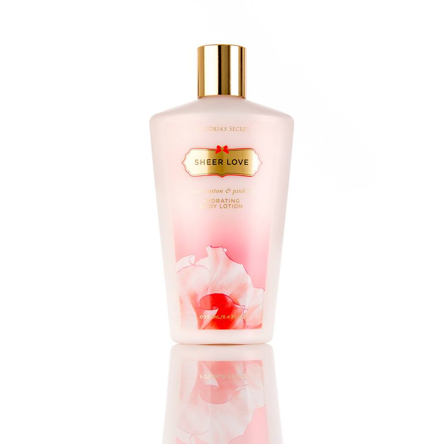 Victoria`s Secret Sheer Love Hydrating Bodylotion 250ml