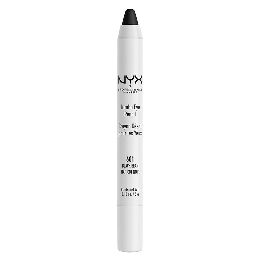 NYX Prof. Makeup Jumbo Eye Pencil Black Bean JEP601
