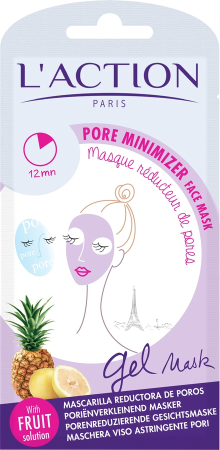 L'Action Paris Pore minimizer face mask 18g