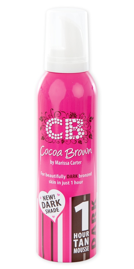Cocoa Brown by Marissa Carter 1 Hour Tan Mousse Dark 150ml