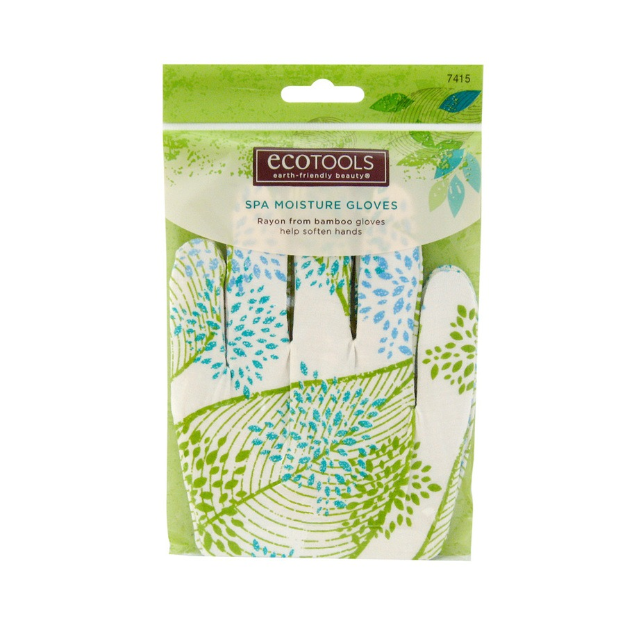 Eco Tools Spa Bamboo Moisture Gloves