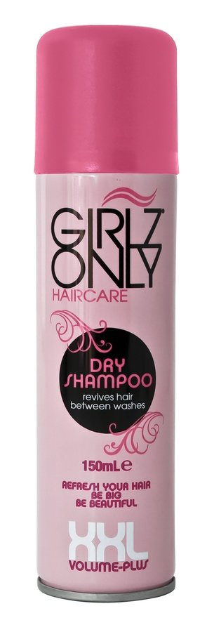 Girlz Only Dry Shampoo XXL 150ml