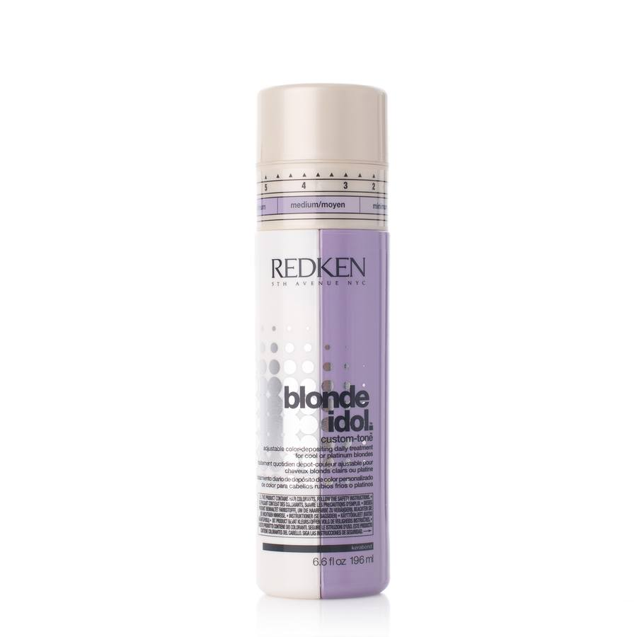 Redken Blonde Idol Custom Tone Violet Balsam 196ml