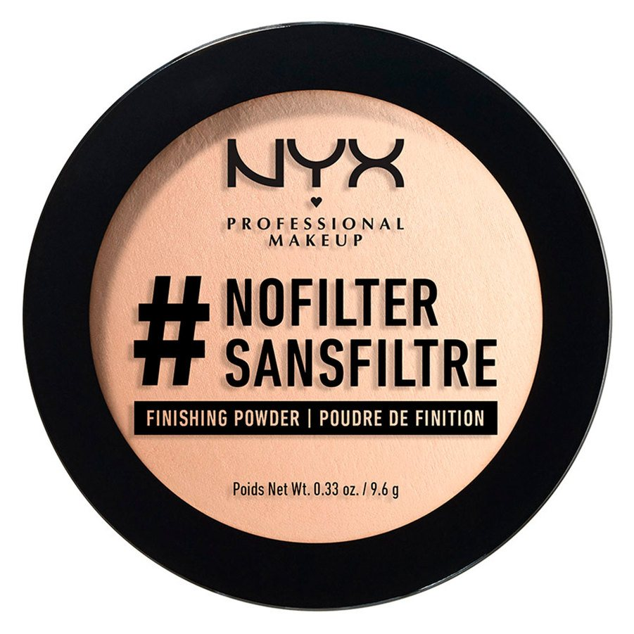 NYX Professional Makeup Nofilter Finishing Powder Ivory NFFP03 9,6g
