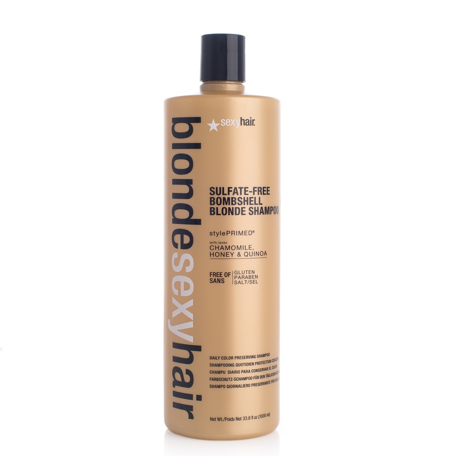 Sexy Hair Blonde Shampoo 1000ml