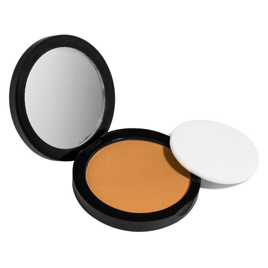 Glo Skin Beauty Pressed Base Honey Dark