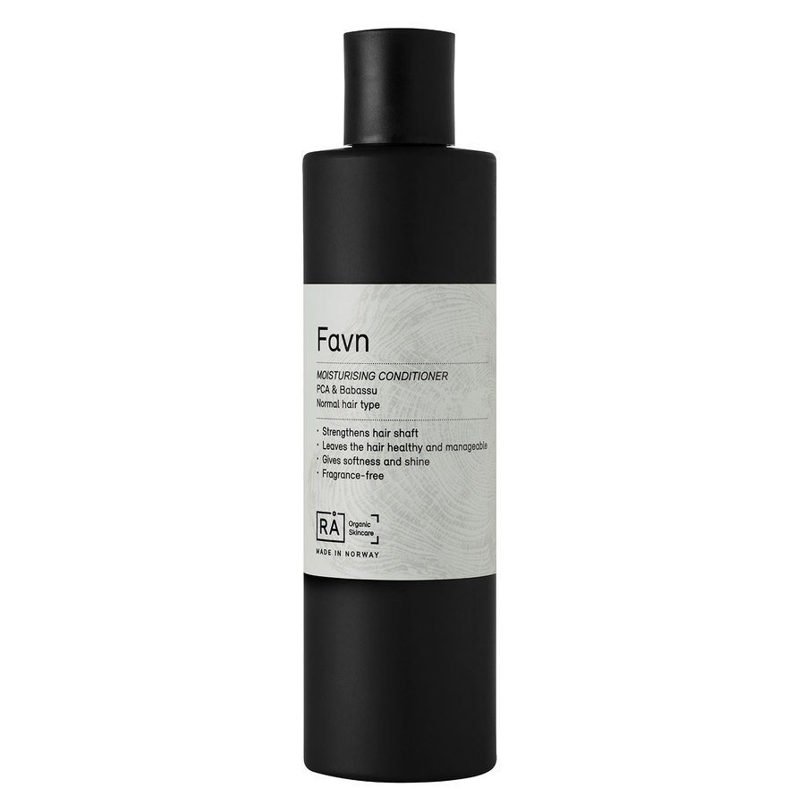 RÅ Organic Skincare Favn Moisturising Conditioner 250ml