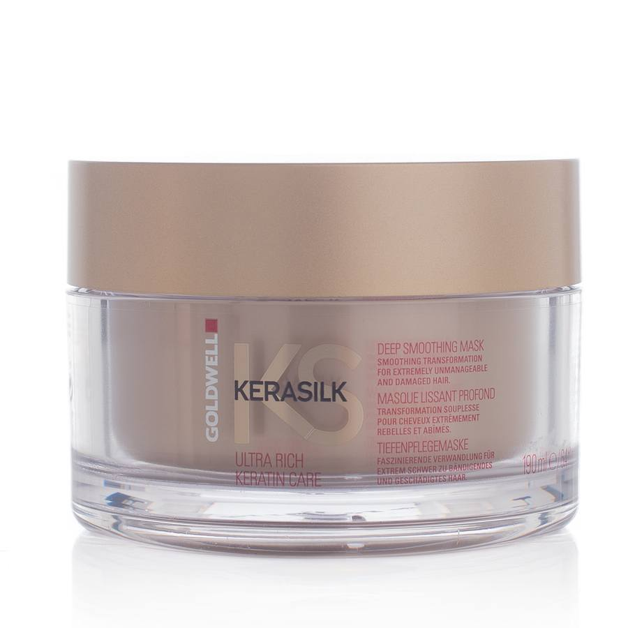 Goldwell Kerasilk Ultra Rich Keratin Care Deep Smoothing Mask 190ml