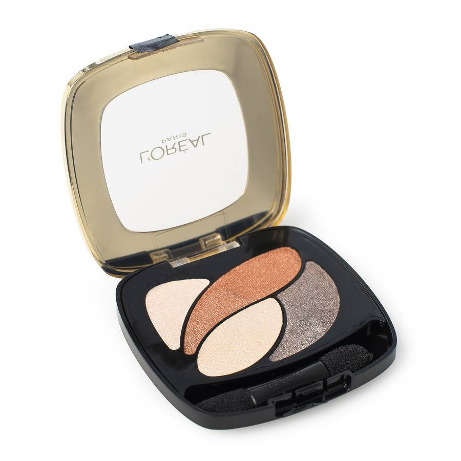 L'Oréal Paris Colour Riche Les Ombres Quad E1 Timeless Beige