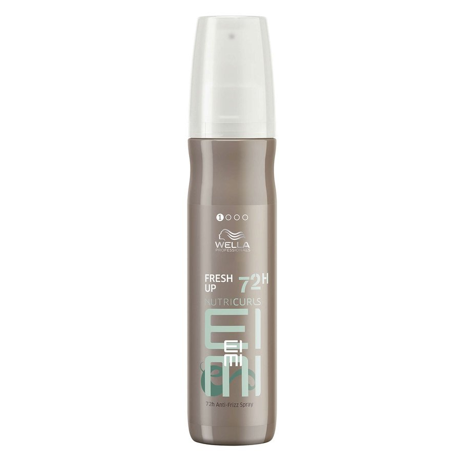 Wella Professionals Eimi Nutricurls Fresh Up 72h Anti-Frizz Spray 150ml