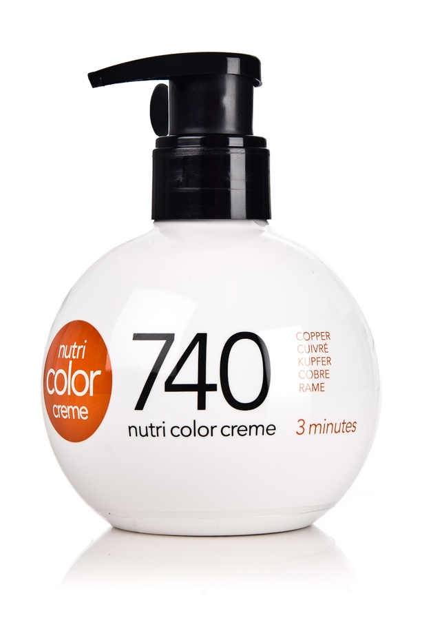 Revlon Professional Nutri Color Creme 250ml #740 Copper