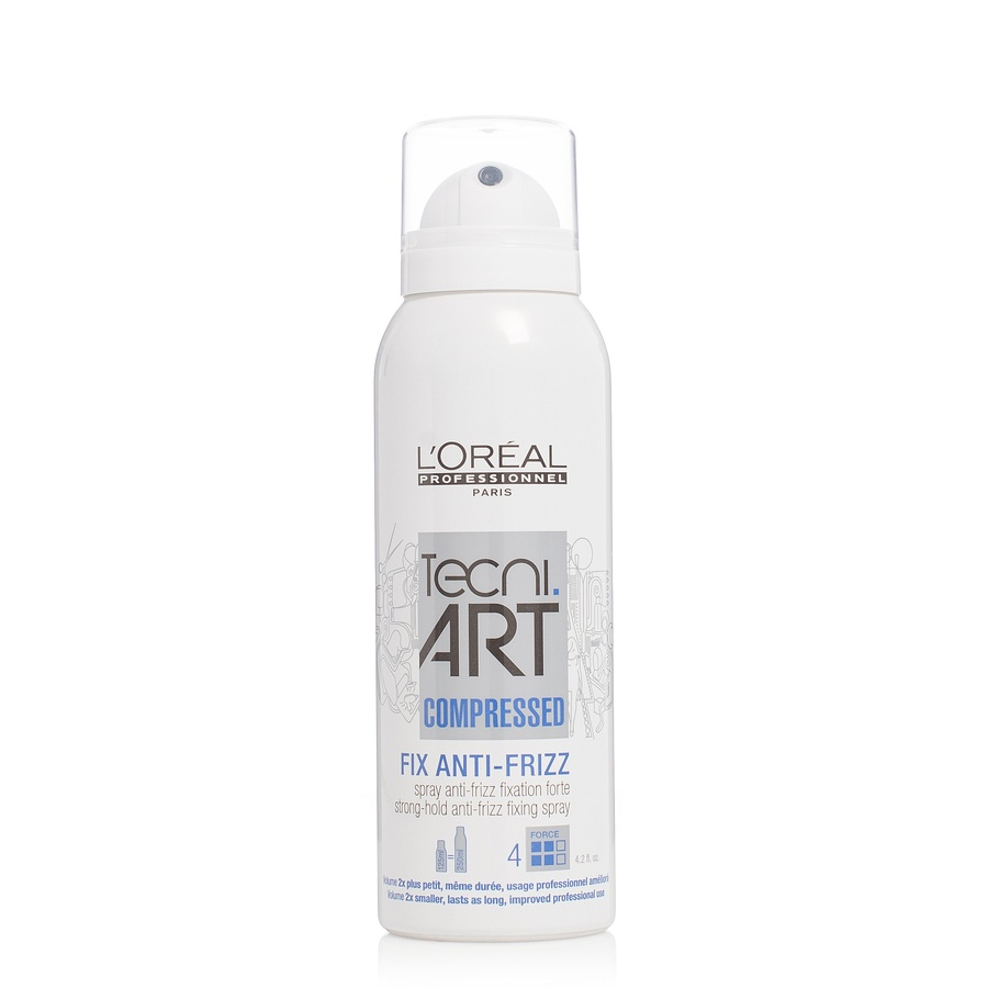 L'Oréal Professionnel tecni.ART  Fix Anti-Frizz Compressed Spray 125ml