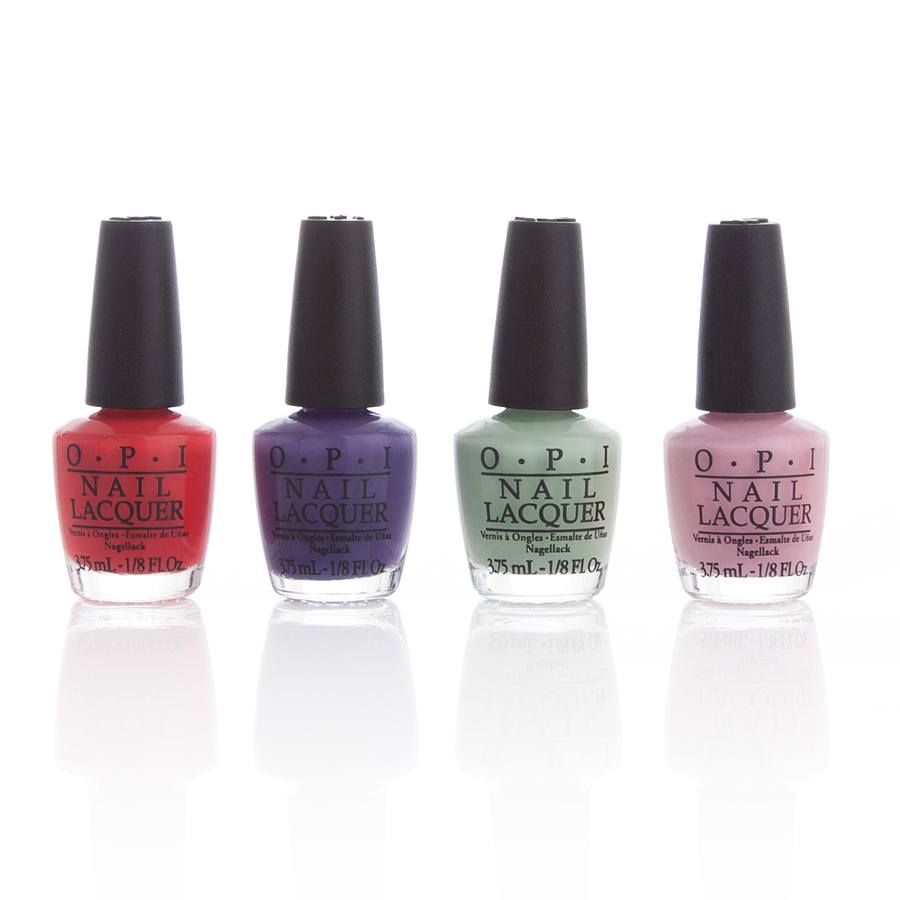 OPi Hawaii Collection Mini Collection 4 x 3,75ml