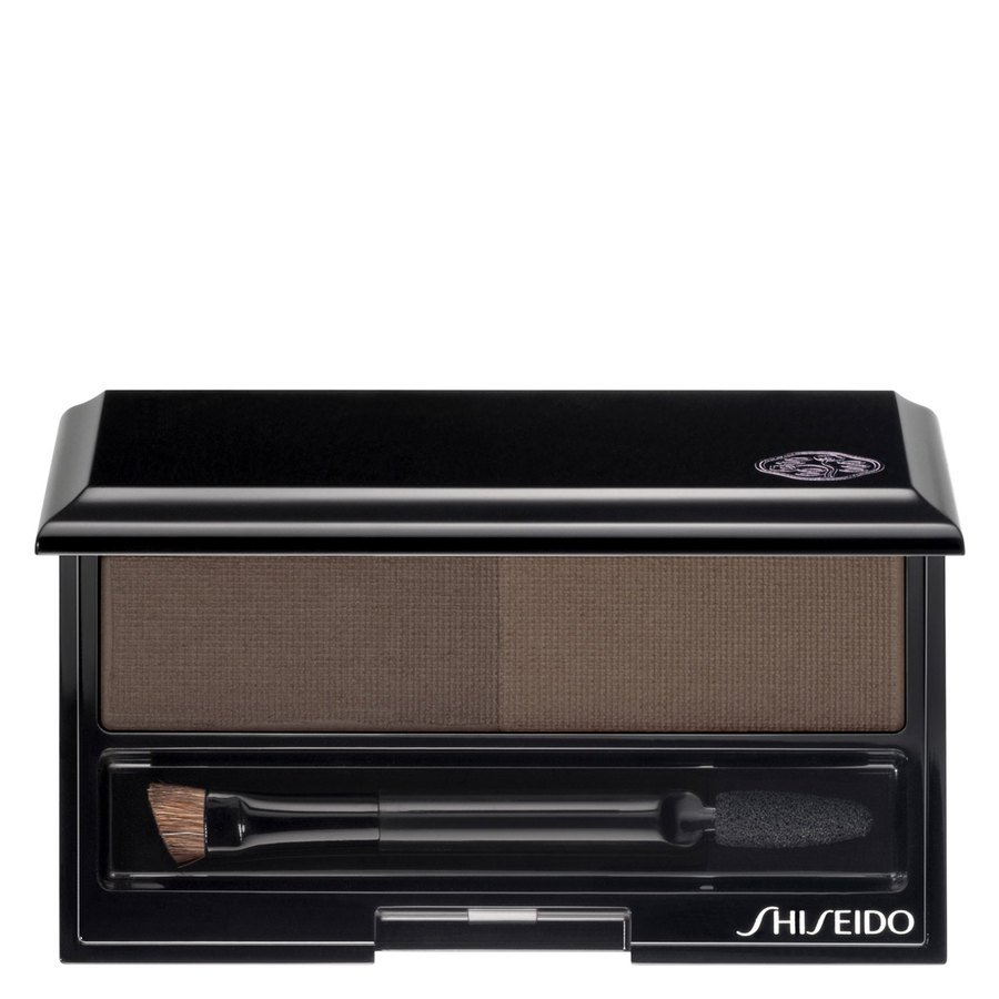 Shiseido Eyebrow Styling Compact #BR602 Medium Brown 4g