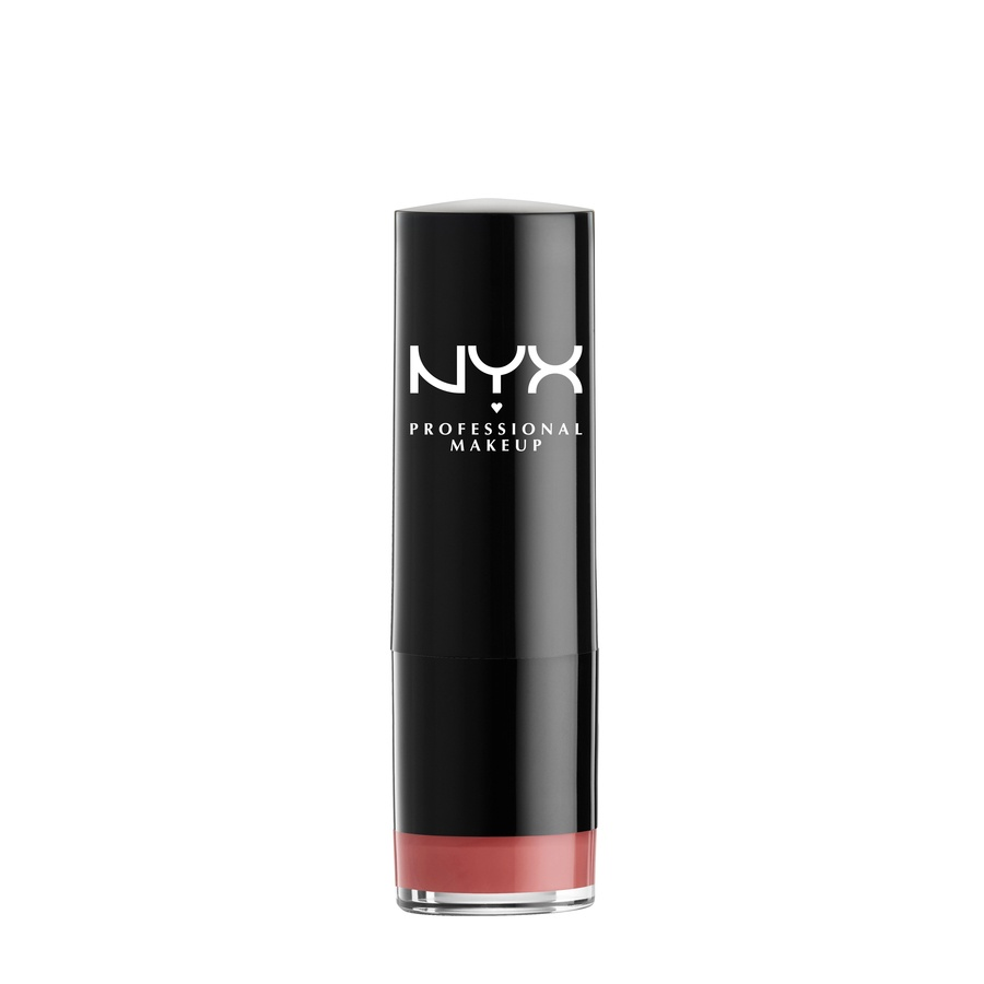 NYX Prof. Makeup Round Lipstick Tea Rose