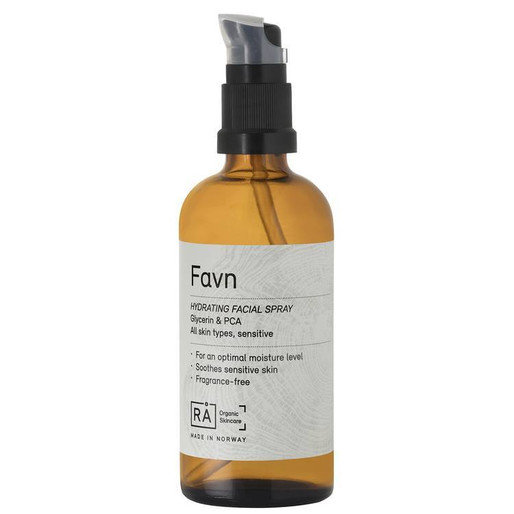 RÅ Organic Skincare Favn Hydrating Facial Spray 100ml
