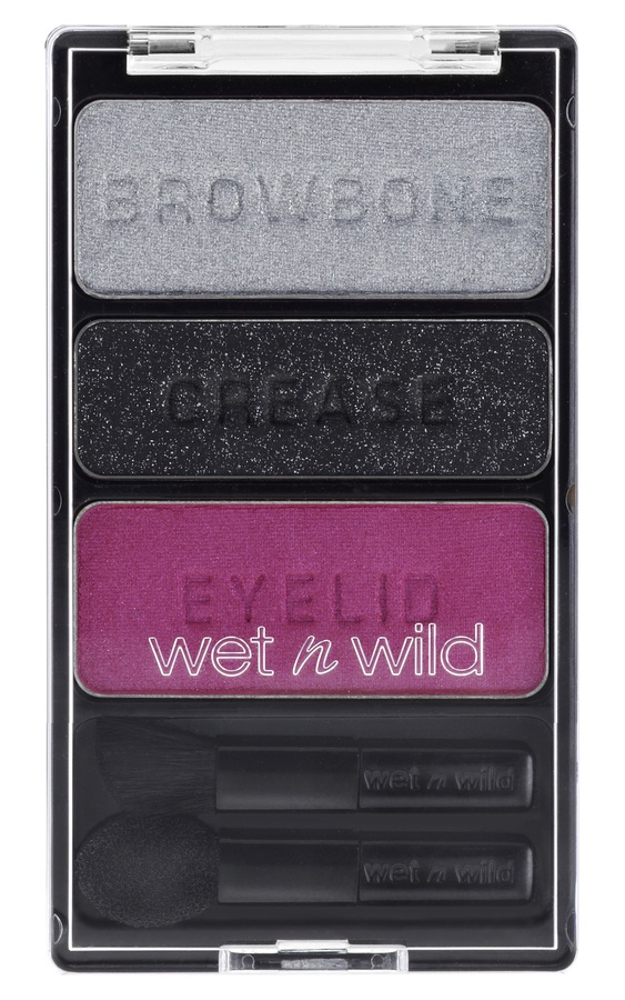 Wet`n Wild  Color Icon Eyeshadow Trio Spoiled Brat E336