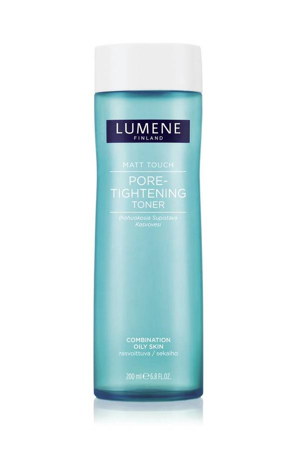 Lumene Skin Care Mat Touch Pore-Tightening Toner 200ml