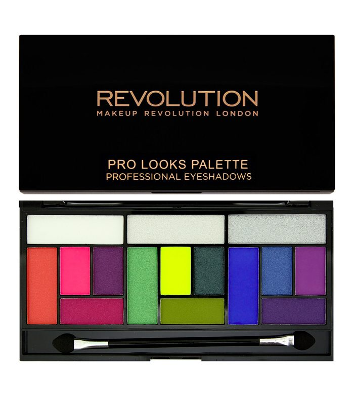 Makeup Revolution Pro Looks Palette Eat, Sleep, Makeup, Repeat