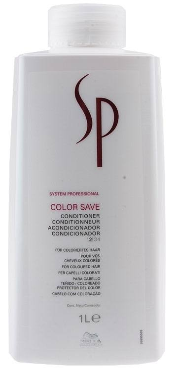 Wella Sp Color Save Conditioner 1000ml