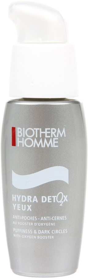 Biotherm Homme Hydra Deto2x Anti Puffines & Dark Circles For Eyes 15ml