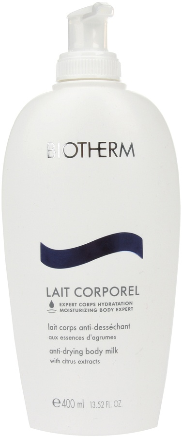 Biotherm Lait Corporel Anti Drying Body Milk Citrus Extract 400ml