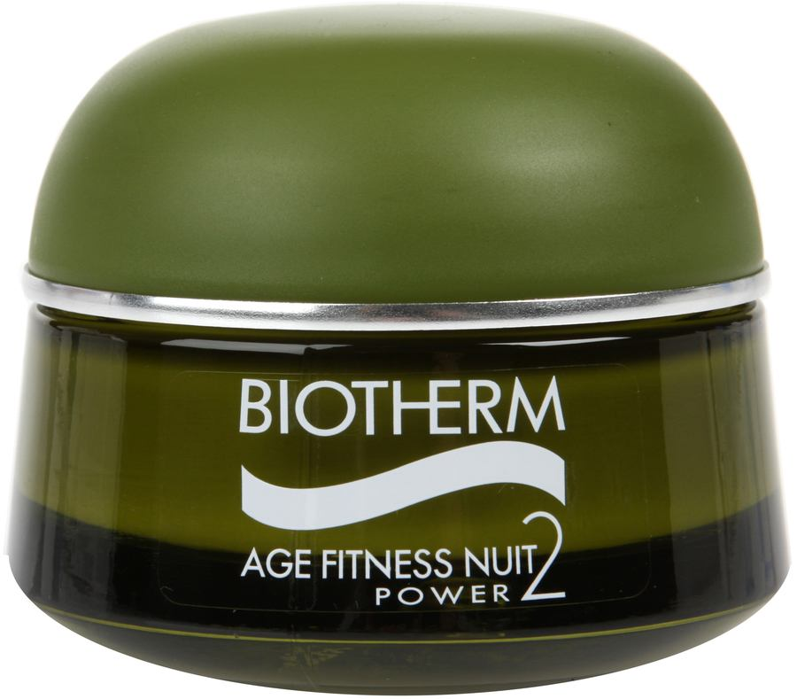 Biotherm Age Fitness Power 2 Night Treatment Cream For Dry Skin 50ml