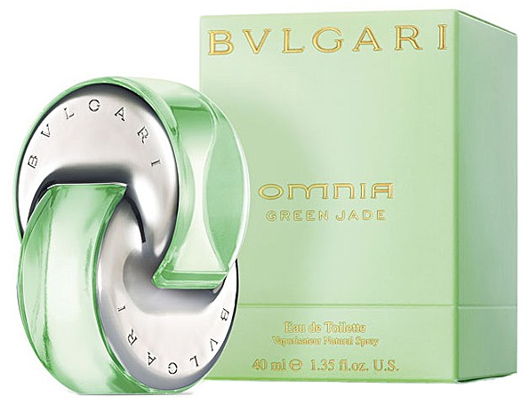 Bvlgari Omnia Green Jade Eau De Toilette For Henne 40ml