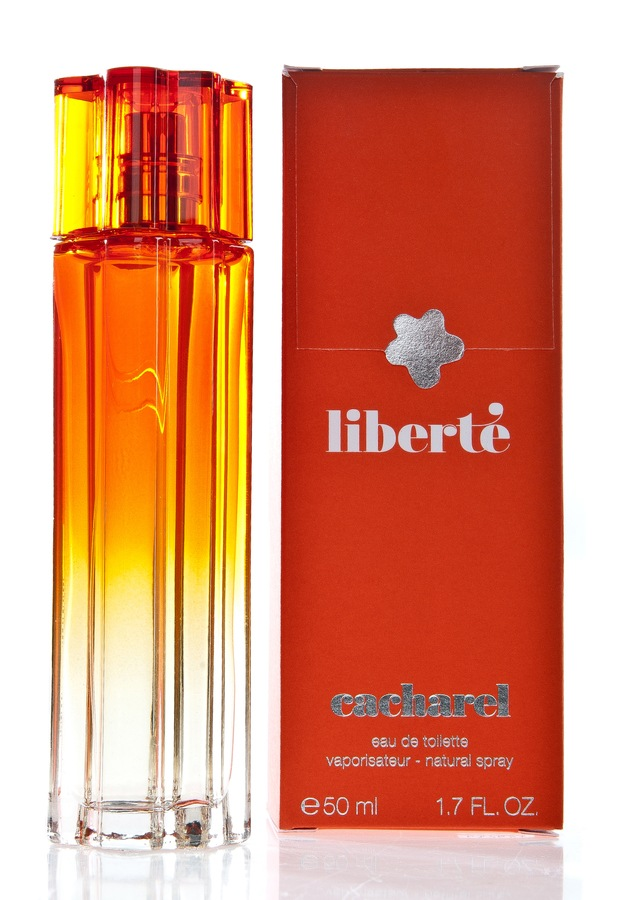 Cacharel Liberté Eau De Toilette For Henne 50ml