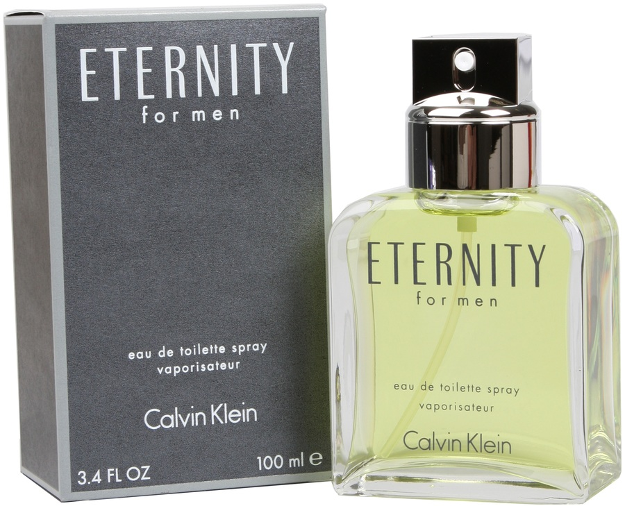 Calvin Klein Eternity Eau De Toilette For Han 100ml
