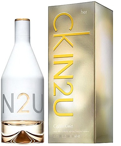 Calvin Klein In2u Eau De Toilette For Henne 50ml