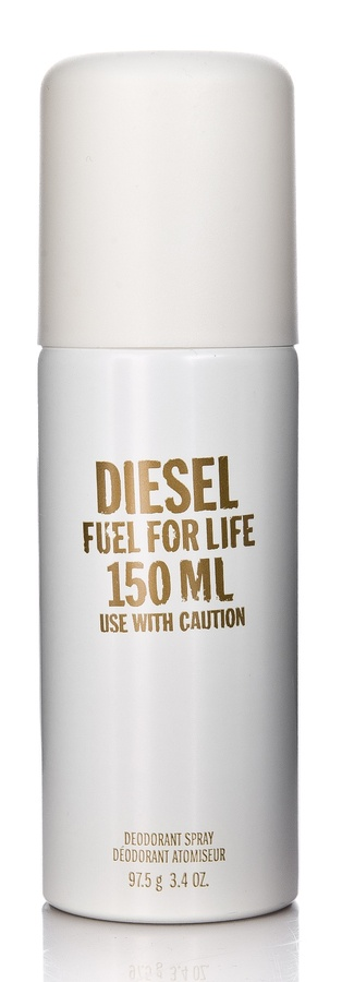 Diesel Fuel For Life Deo For Henne 150ml