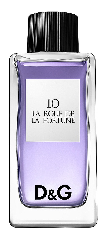 Dolce & Gabbana Anthology 10 La Roue De La Fortune Eau De Toilete 100ml
