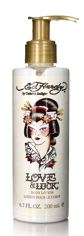 Ed Hardy Love & Luck Bodylotion 200ml