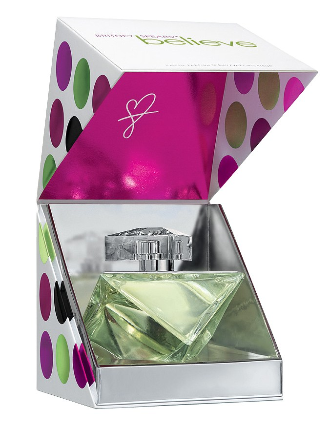 Britney Spears Believe Eau De Parfum 50ml
