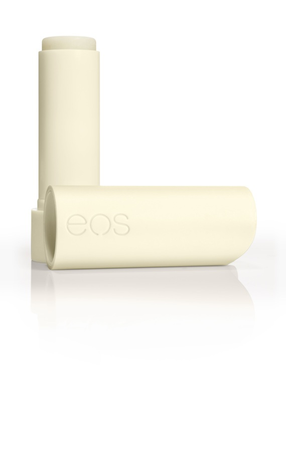 Eos The Evolution Of Smooth Clear Lip Balm Stick Vanilla Bean