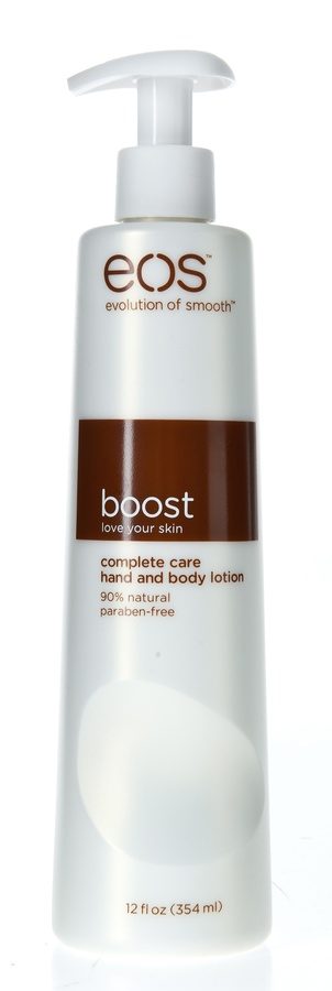 Eos The Evolution Of Smooth Boost Love Your Skin Hand And Body Lotion 354ml