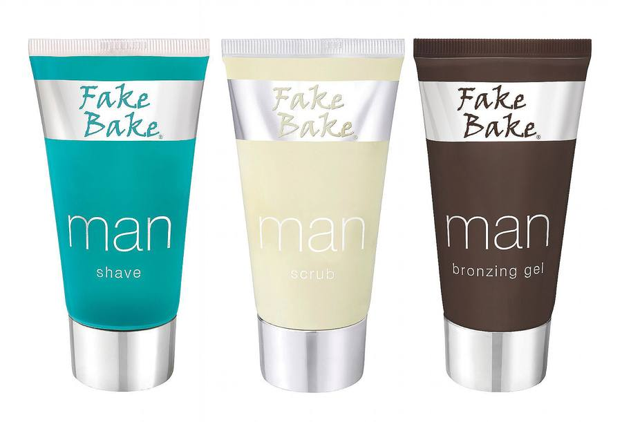 Fake Bake Trio Kit For Men