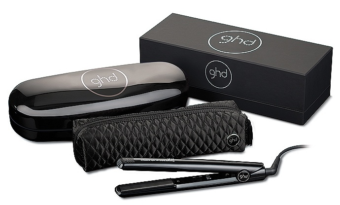 Ghd Iv Styler Dangerous Black Colour Collection Limited Edition