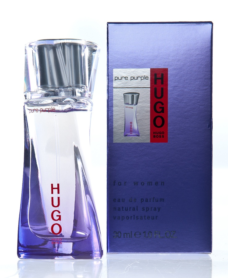 Hugo Boss Pure Purple Eau De Parfum Til Henne 30ml