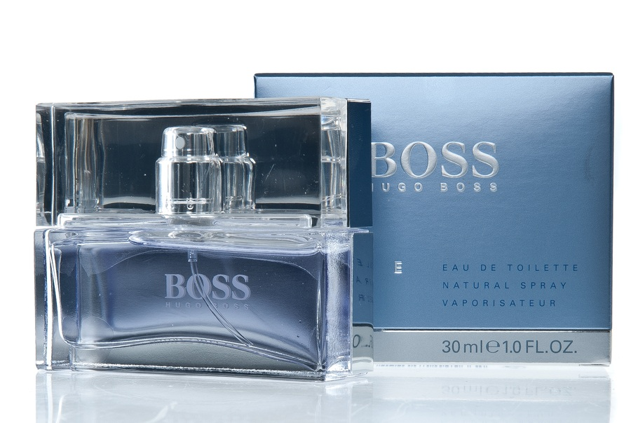 Hugo Boss Pure Eau De Toilette Spray For Han 30ml