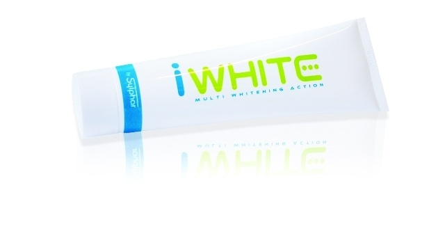iWhite Multi Whitening Action Tannkrem 100ml